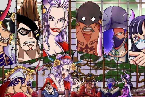 One Piece 1022 spoiler Tobi Roppo
