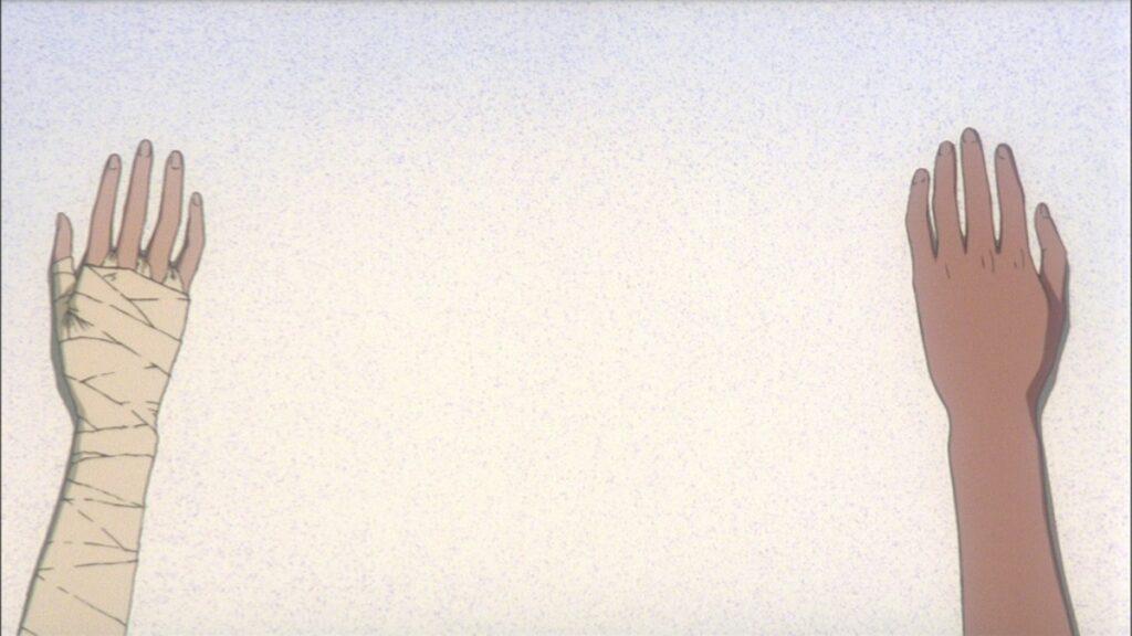 The End of Evangelion -  Asuka&Shinji