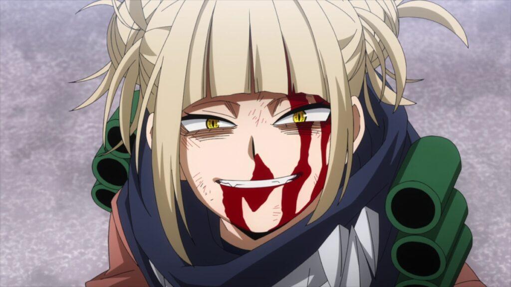 My Villain Academia Himiko Toga