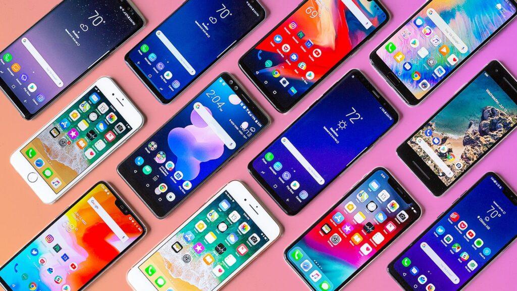 smartphone caricabatterie
