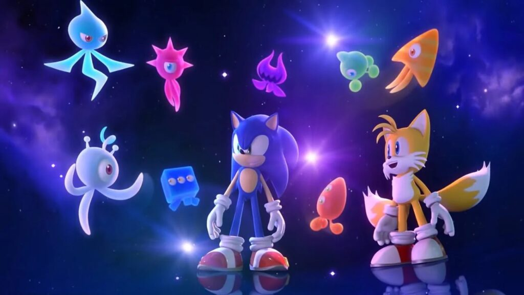 Sonic Colours Ultimate Wisps