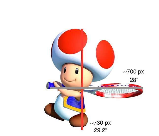 Toad Luigi