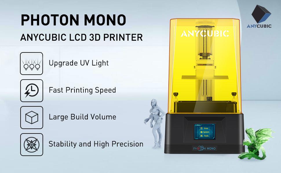 Amazon: Anycubic Photon Mono 2K