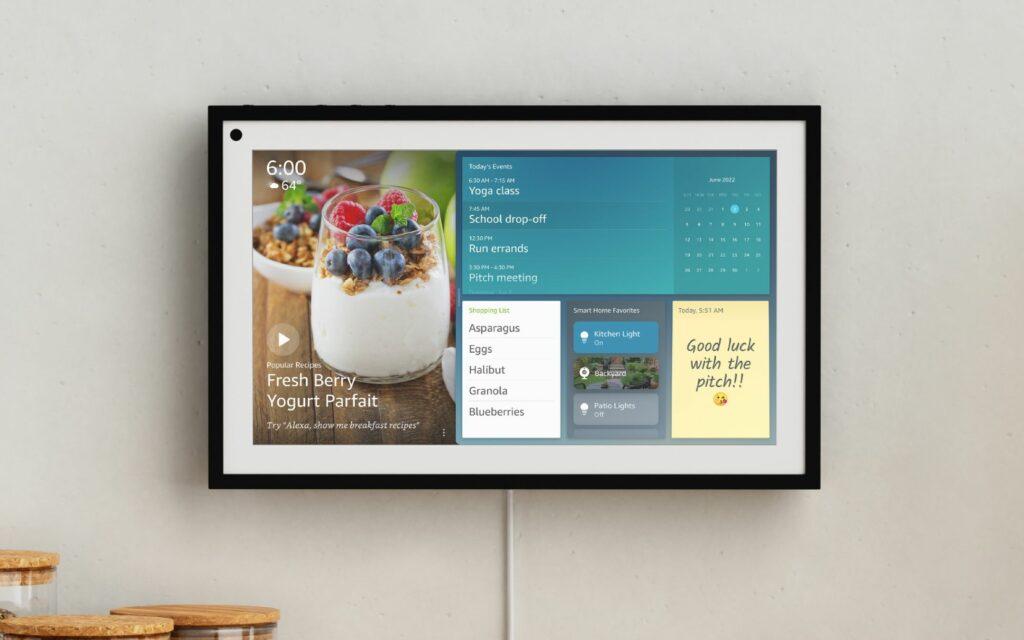 Echo Show 15 smart display Amazon