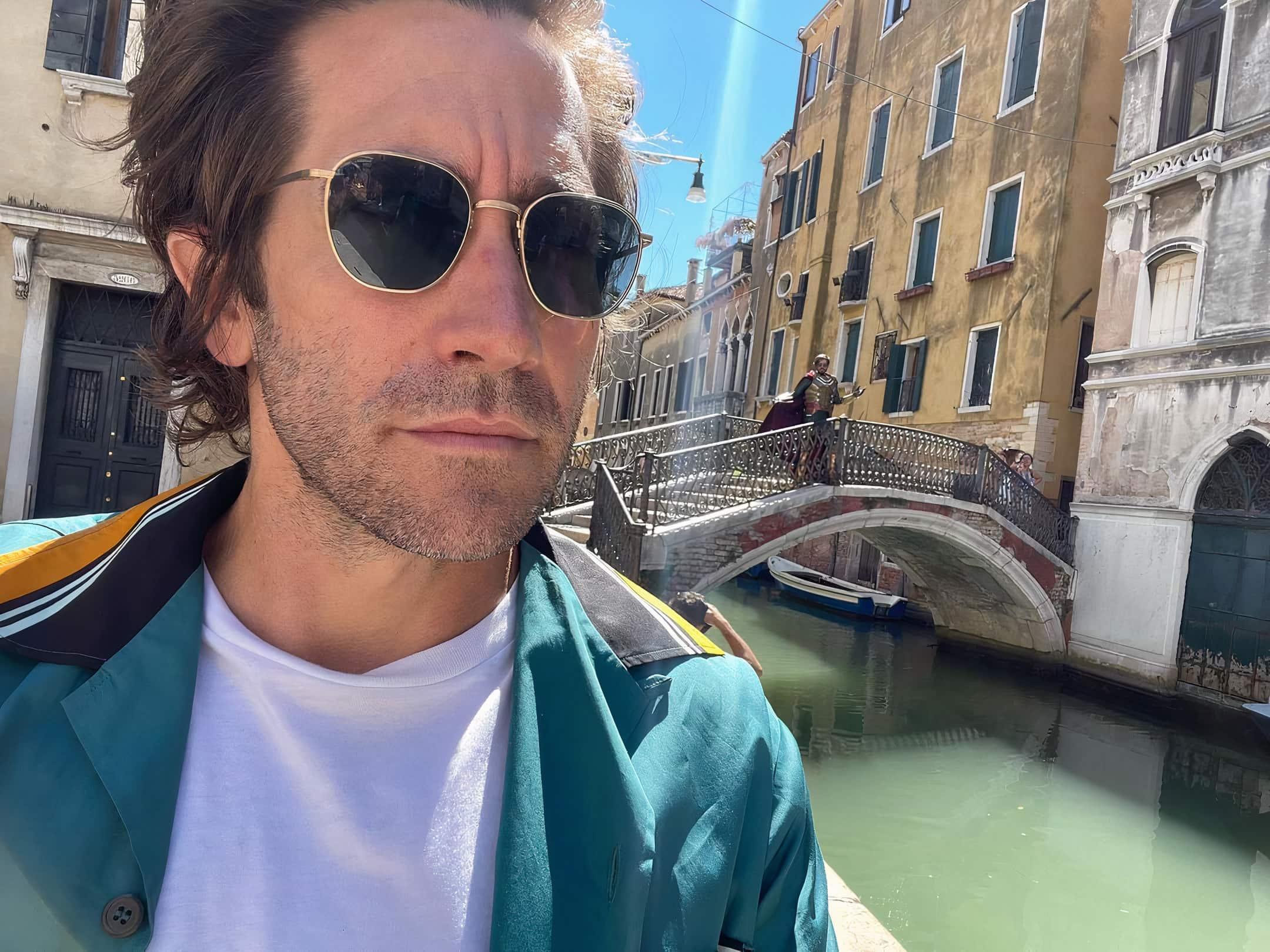 Gyllenhaal mysterio titolo 1