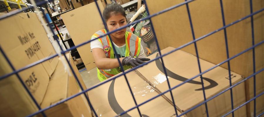 Amazon Aumento Stipendi Logistica 2021