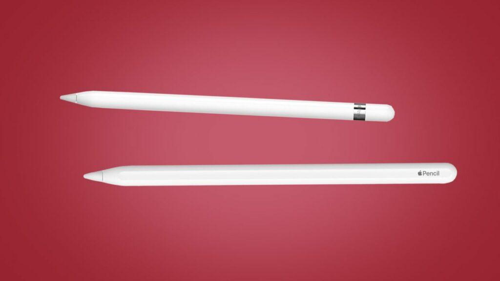 Apple Pencil 1a e 2a Generazione