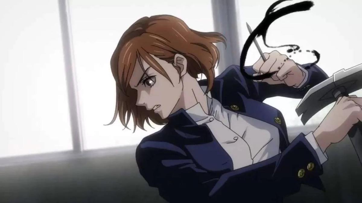 cosplay jujutsu kaisen nobara