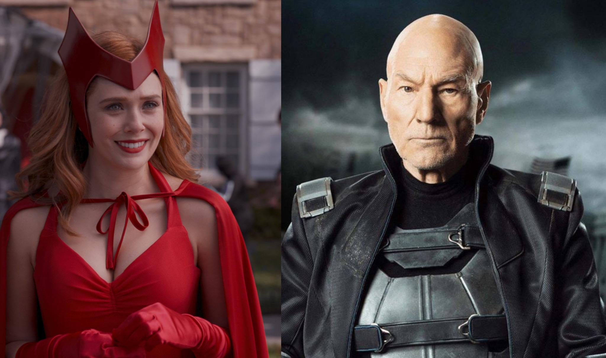 Wanda e Professor X, leak Doctor Strange 2