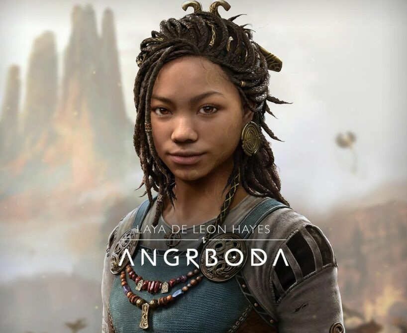God of War: Ragnarok Angrboda