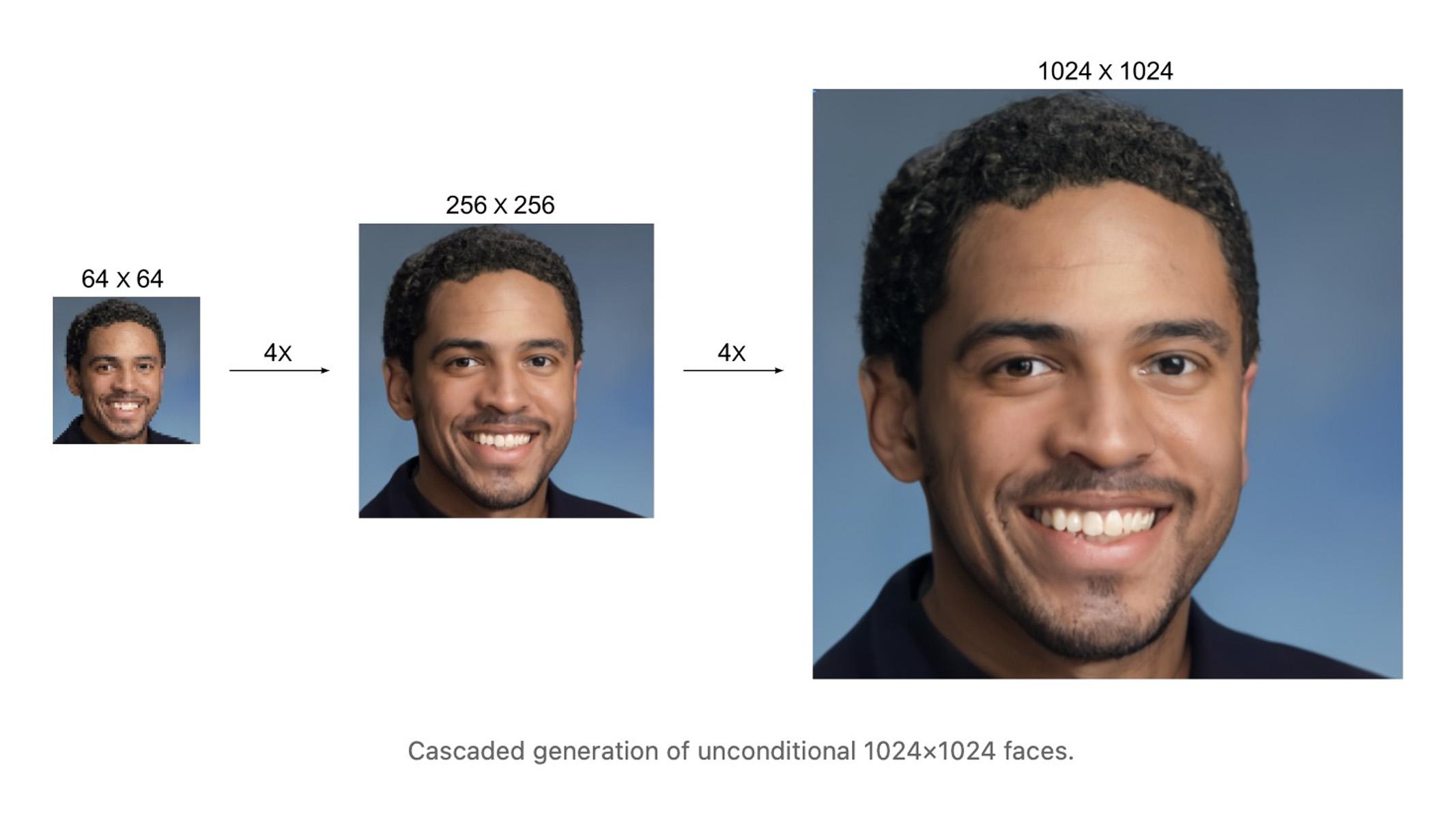 Google AI Enhance Upscaling Immagini