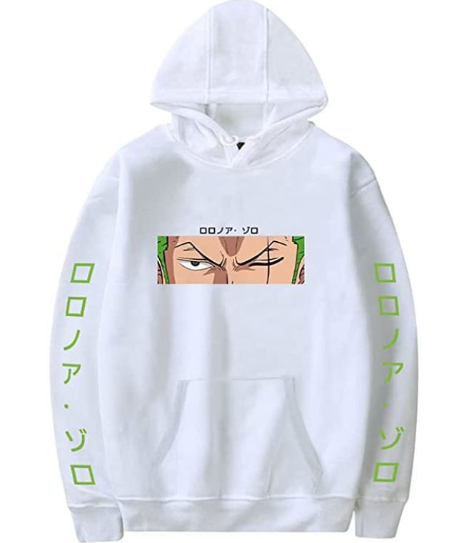 One Piece Felpa