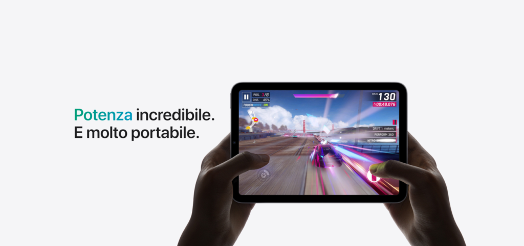 iPad Mini giochi