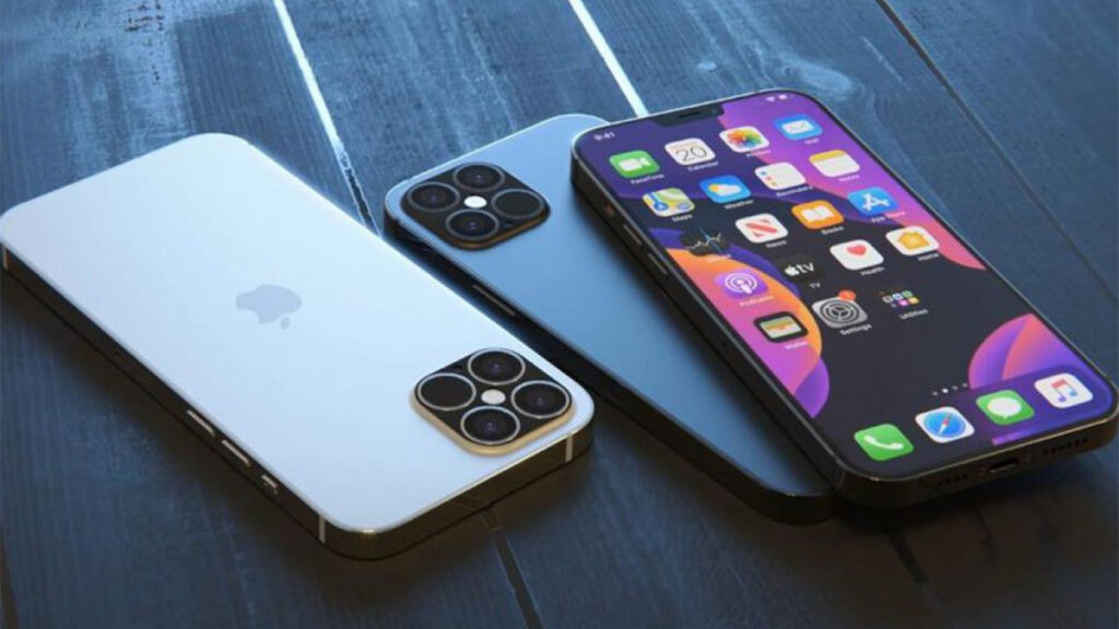 Apple iPhone 13 Pro Max Fotocamere