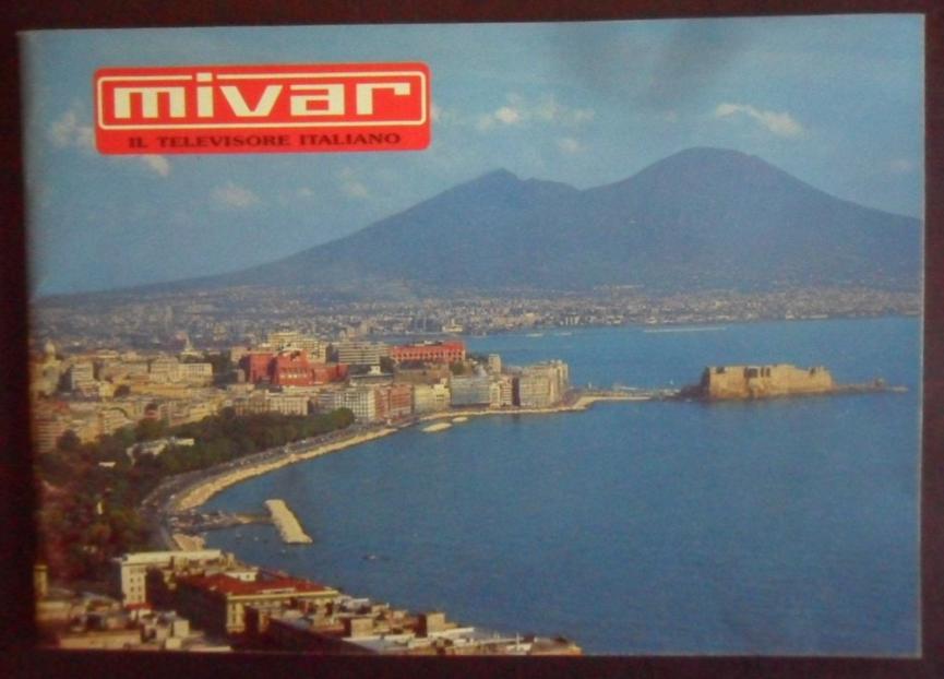 Mivar Poster Napoli