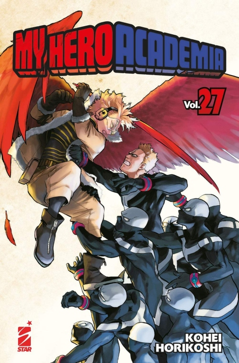 my hero academia 27 capitolo manga