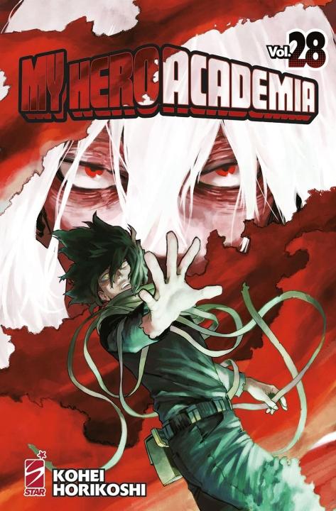 my hero academia 28 capitolo manga