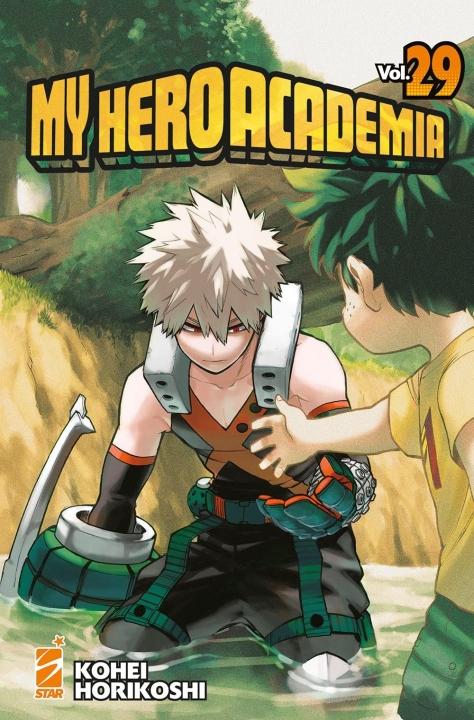 my hero academia 29 capitolo manga
