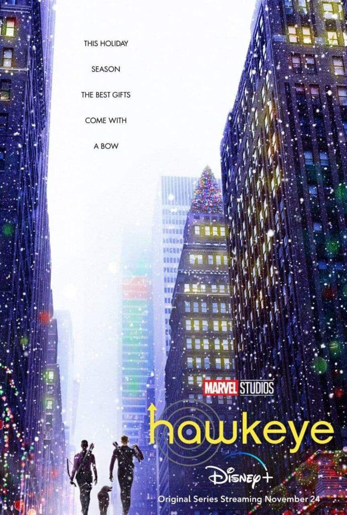 Marvel Studios' Hawkeye Trailer Ufficiale