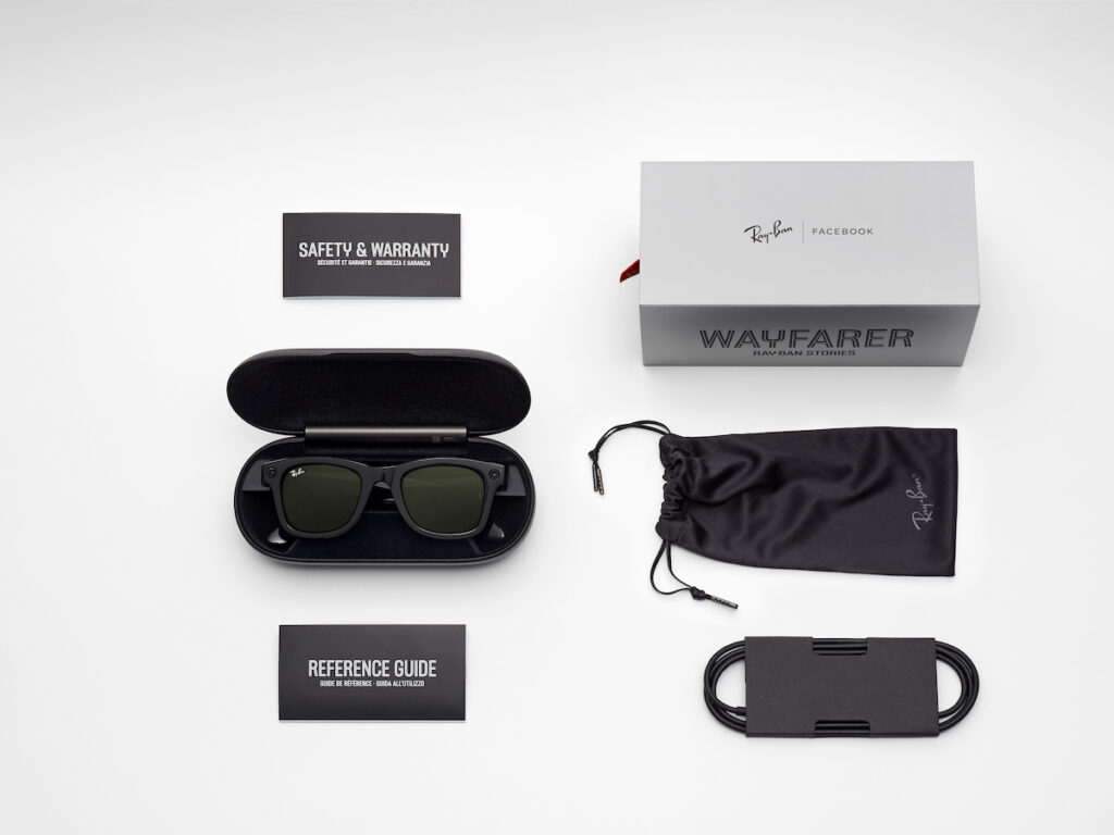 Ray-Ban Stories Occhiali Facebook Smart