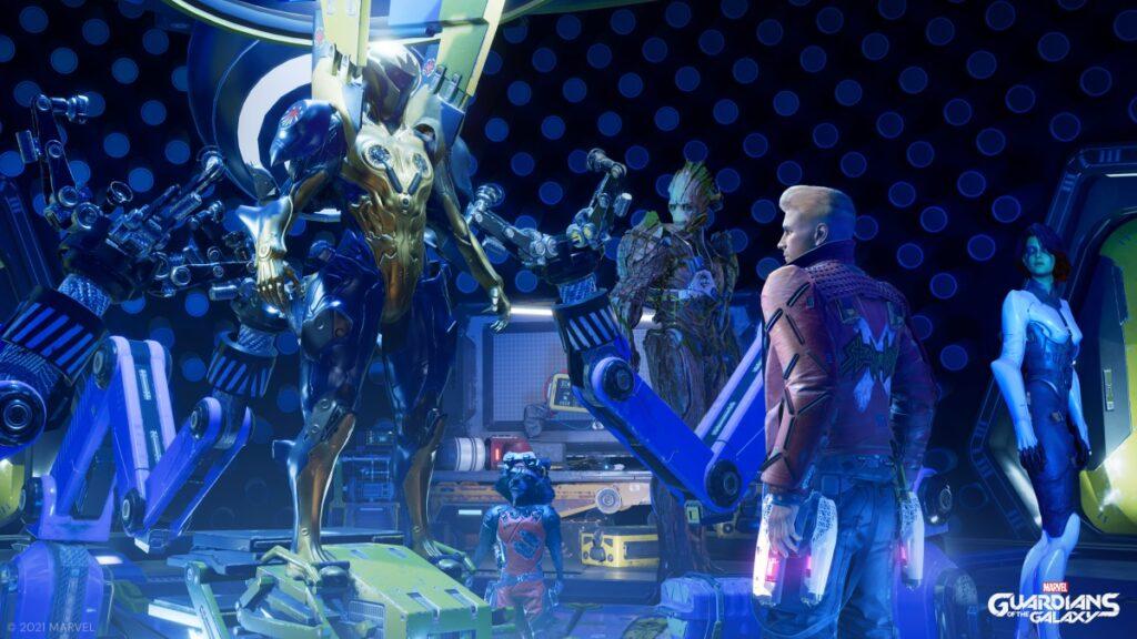 Marvel's Guardians of the Galaxy Nova Corps
