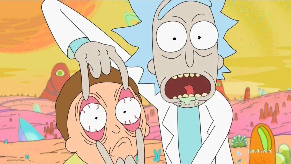Rick & Morty Live Action Christpher Lloyd