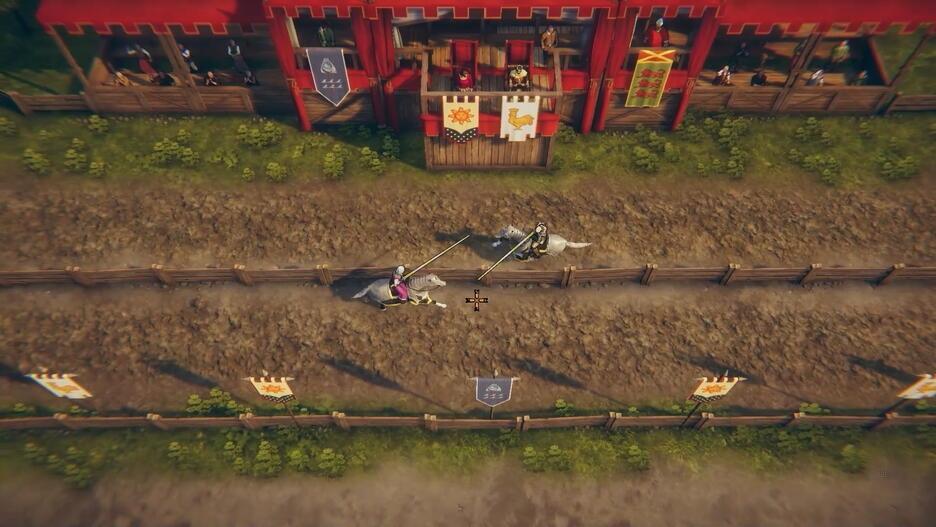 Rustler gameplay