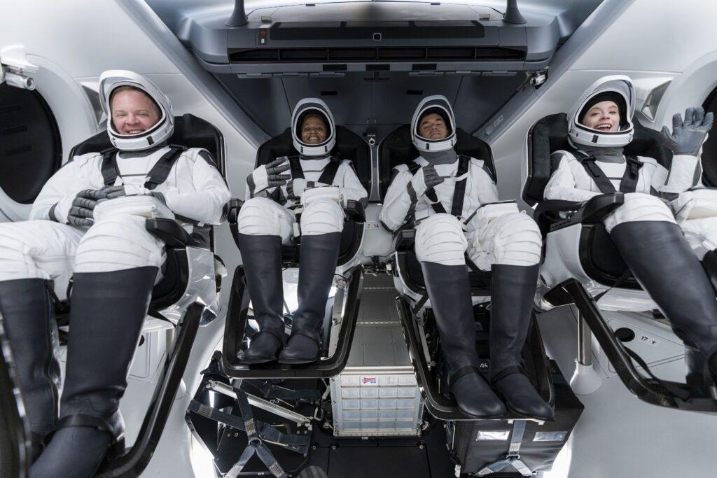 Equipaggio SpaceX