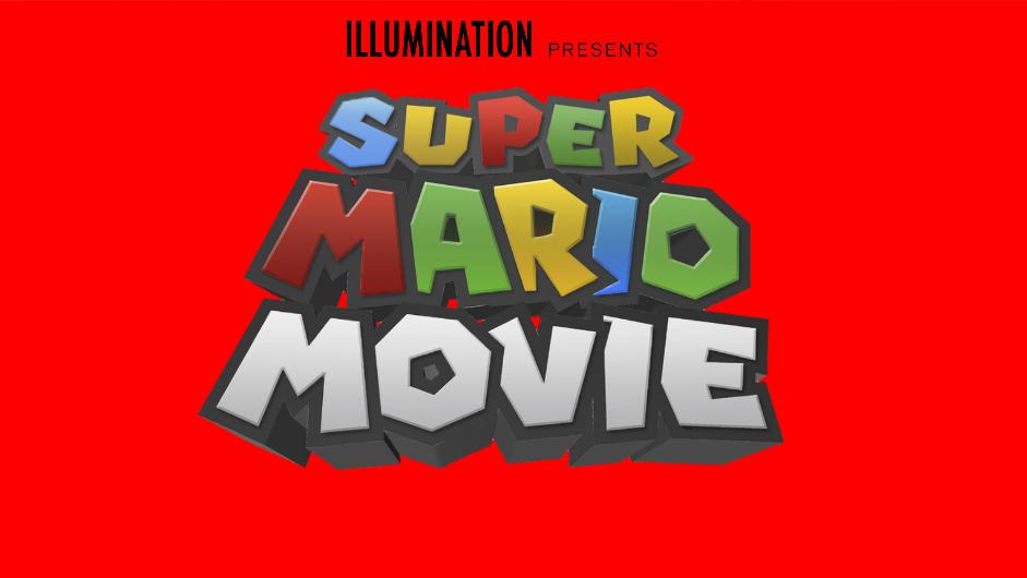 super mario movie logo
