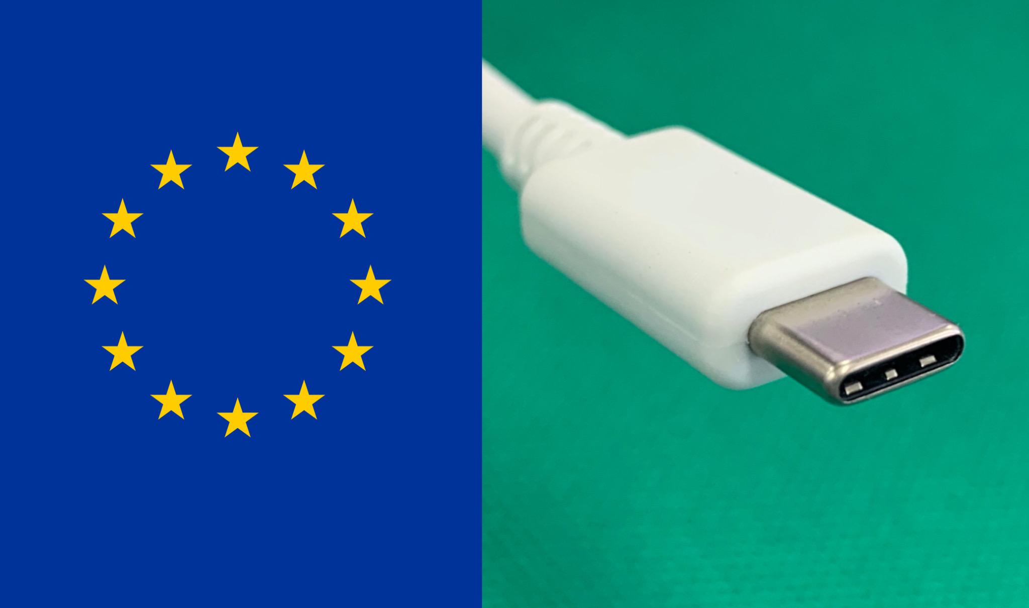Unione Europea USB-C