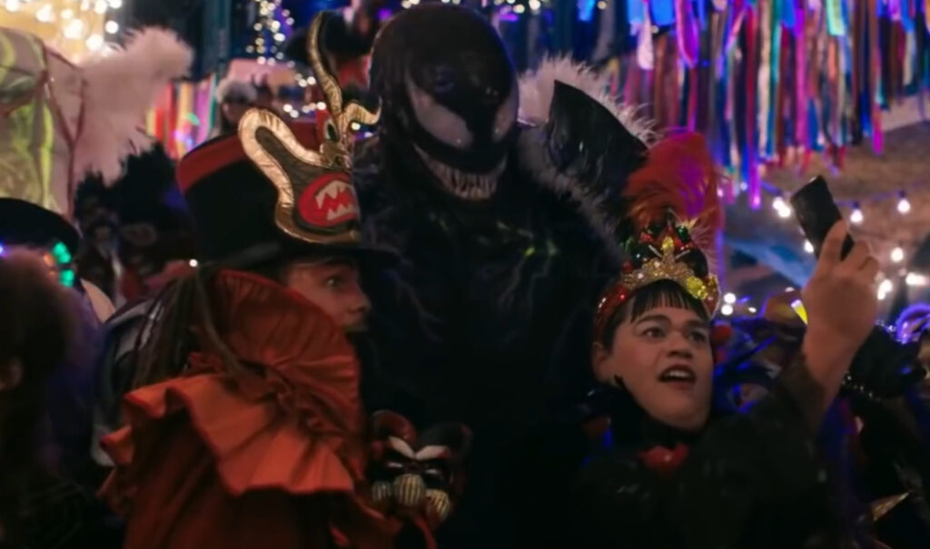 Venom 2 scena party