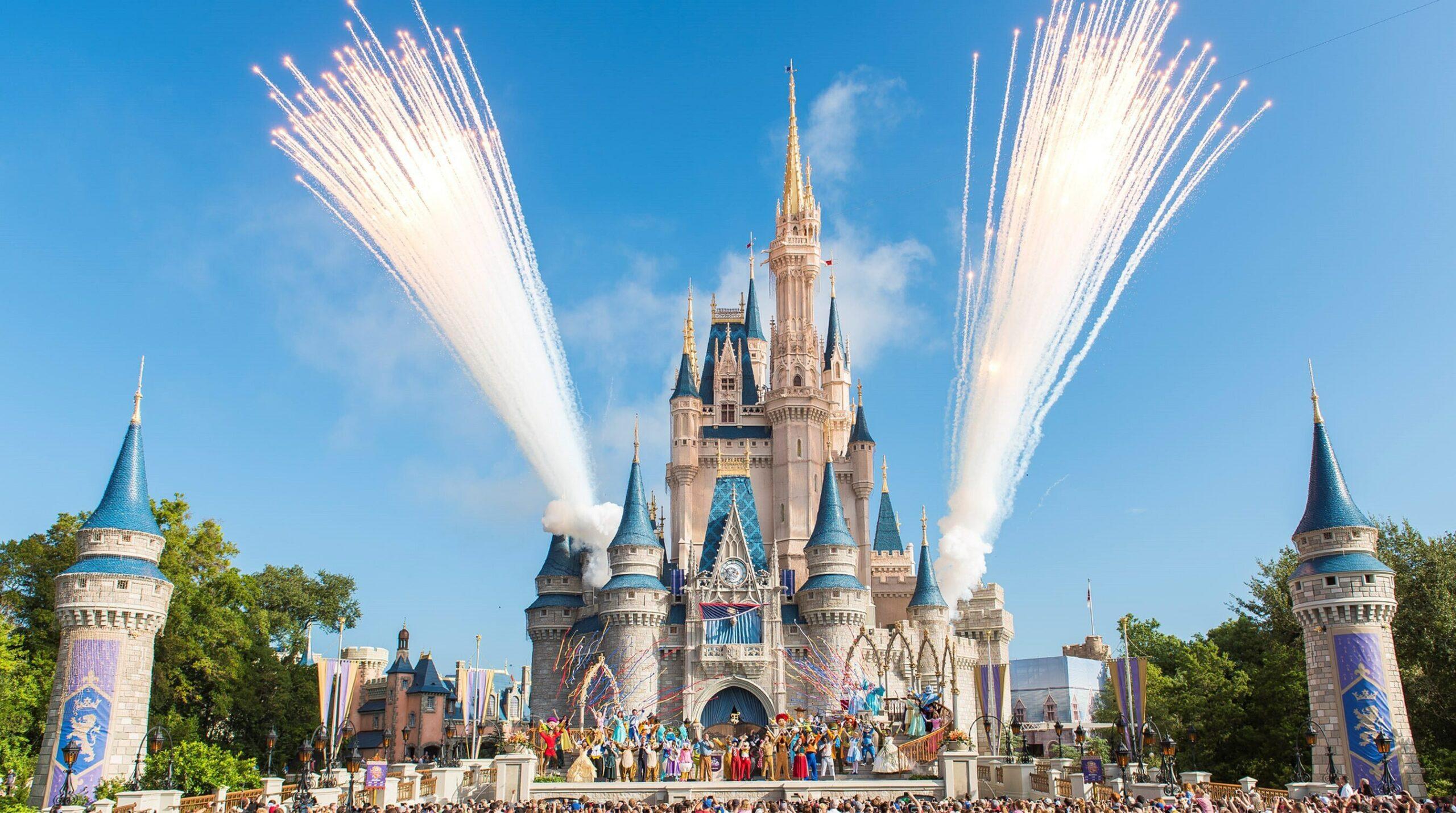 Disney World notizia Florida Man