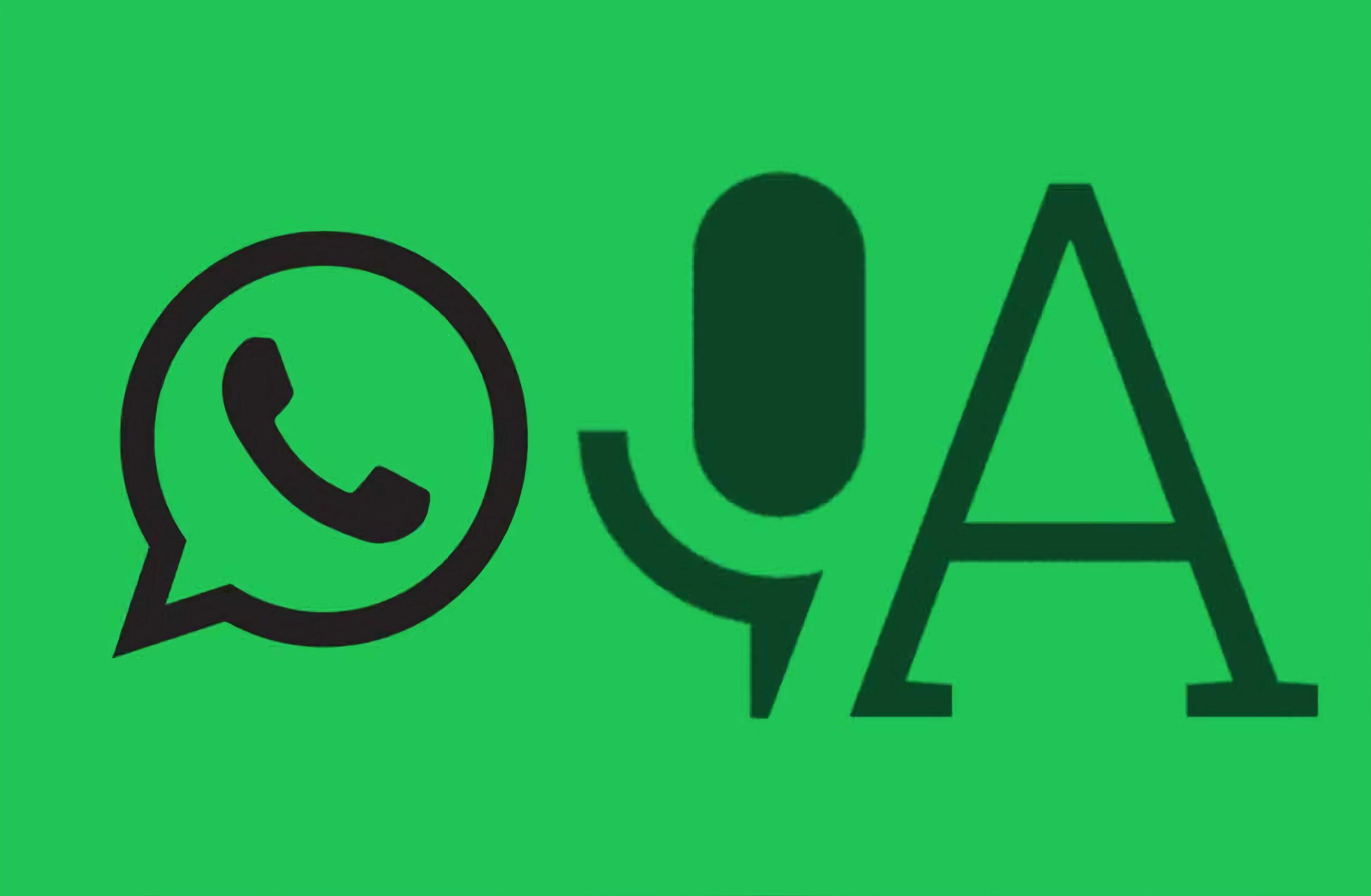 whatsapp trascrizione vocali titolo 1