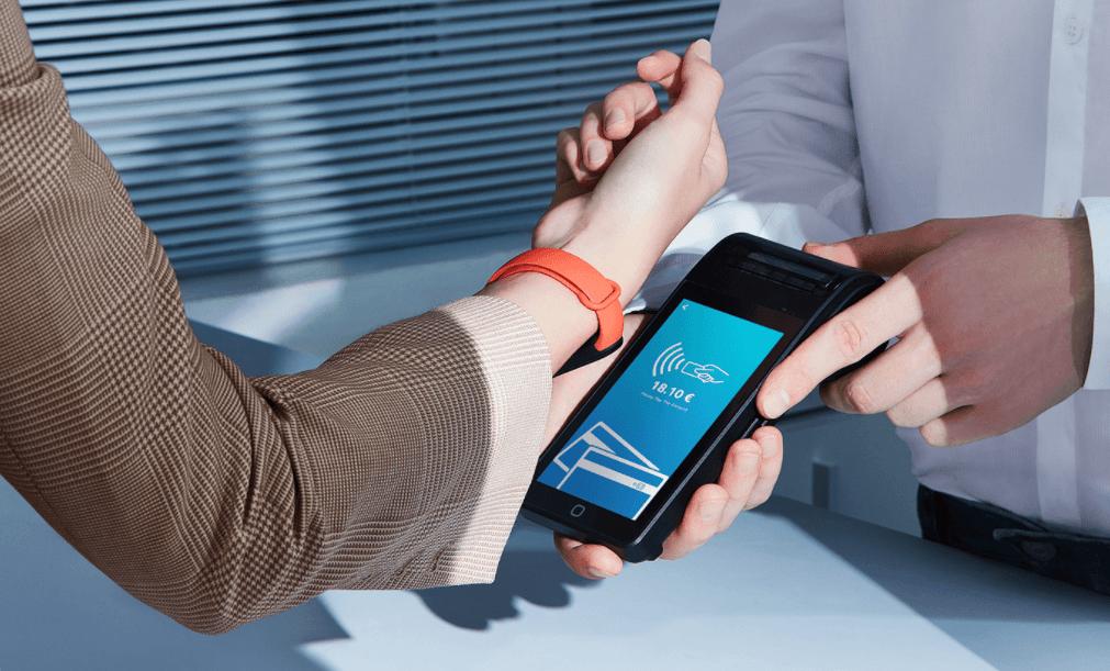 Xiaomi Mi Band 6 NFC pagamenti