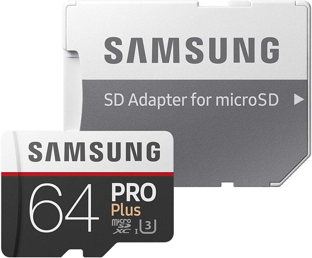 MicroSD Samsung