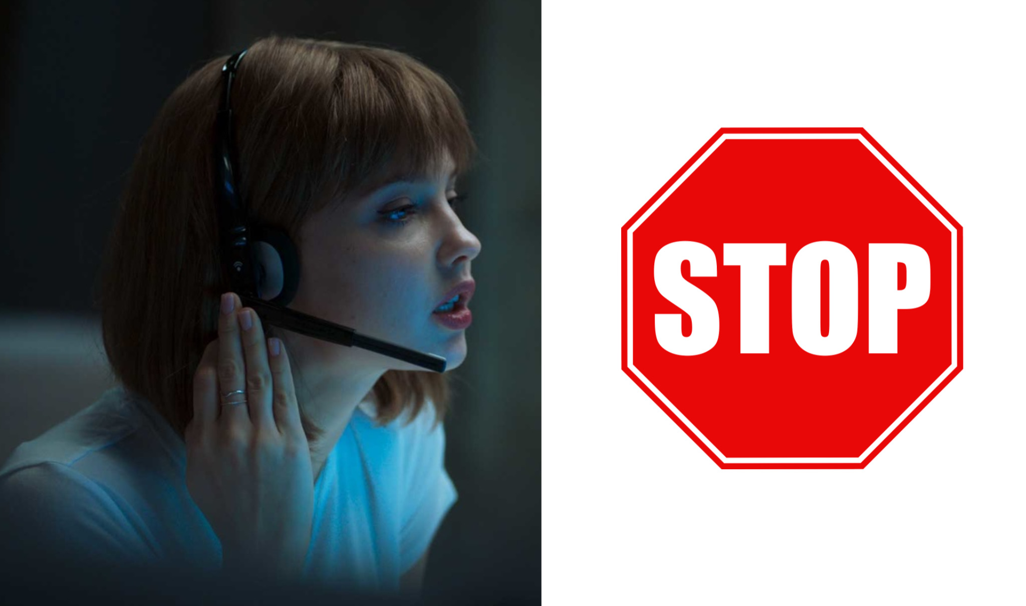Call Center Stop