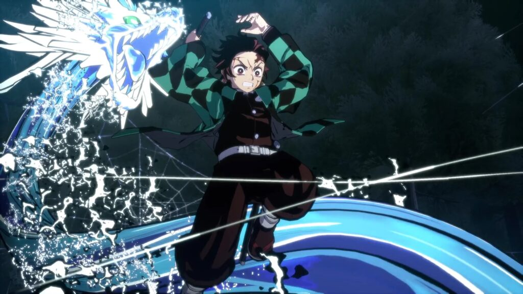 Demon Slayer The Hinokami Chronicles Kata