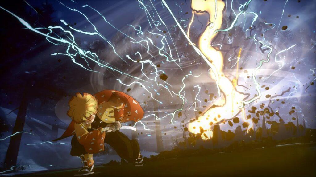 Demon Slayer The Hinokami Chronicles Zenitsu