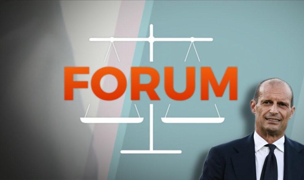 Forum con Max Allegri