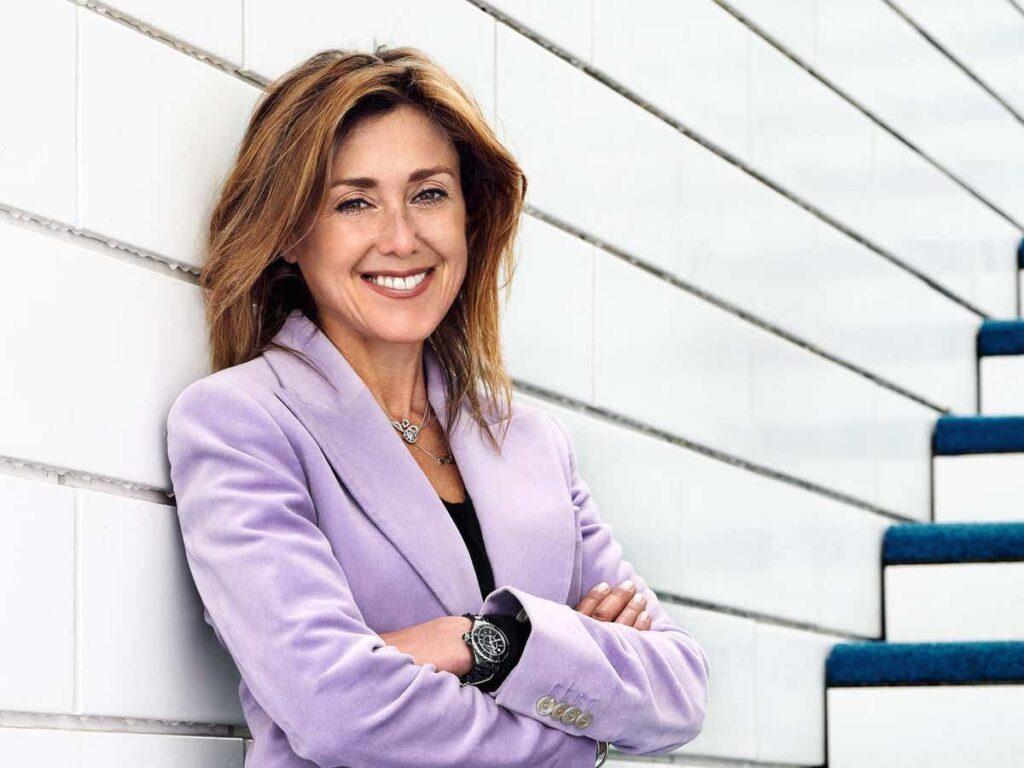 Julia Goldin, CMO di LEGO Gruop