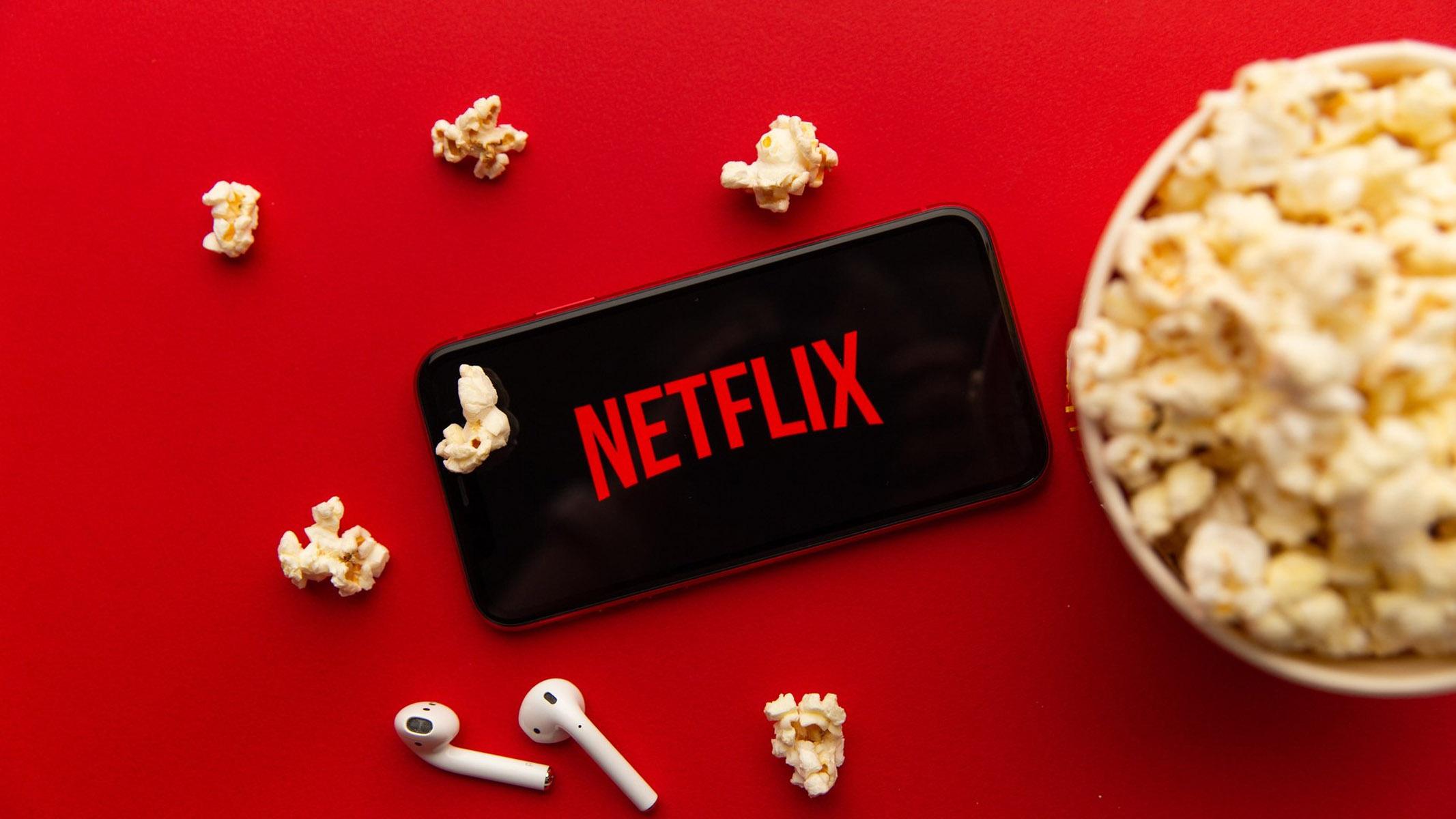Netflix cronologia film serie tv