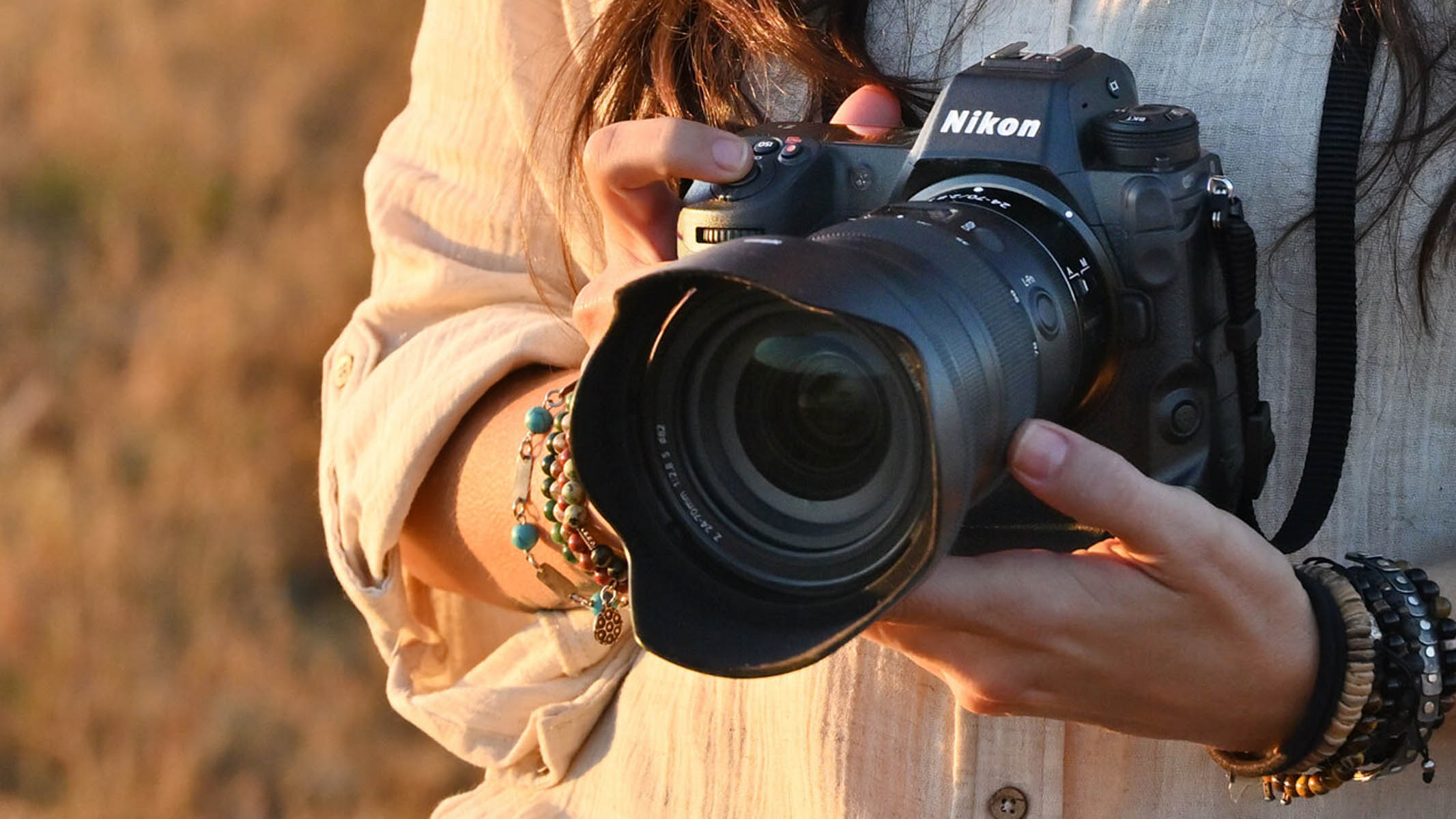 Nikon Z9 Annuncio Mirrorless Full Frame